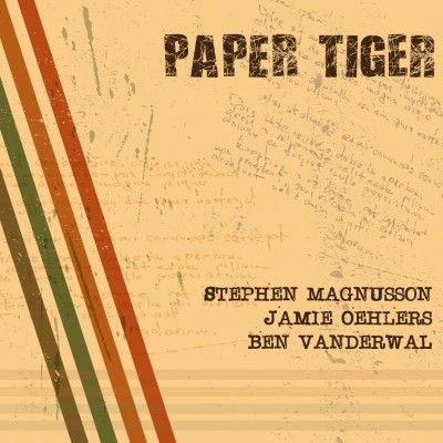 Paper Tiger - Gatefold - SINGLE POCKET