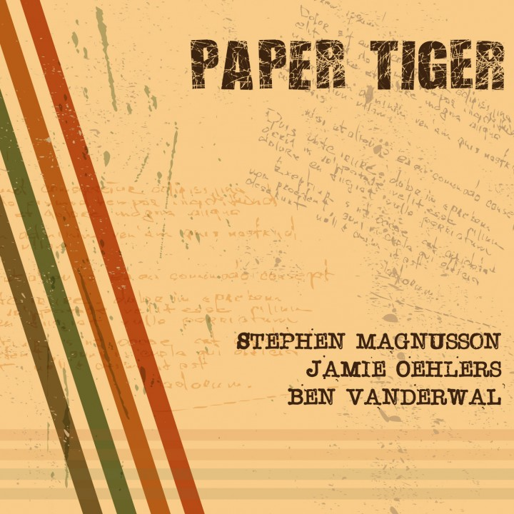 Paper Tiger – Gatefold – SINGLE POCKET